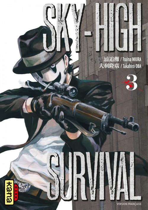 Sky-high survival T.3