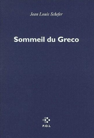 sommeil du Gréco