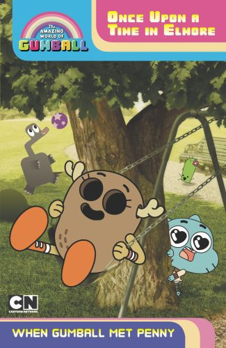 Once Upon a Time in Elmore: When Gumball Met Penny