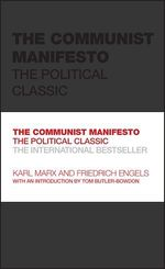 Vente Livre Numérique : The Communist Manifesto  - Friedrich Engels - Karl MARX