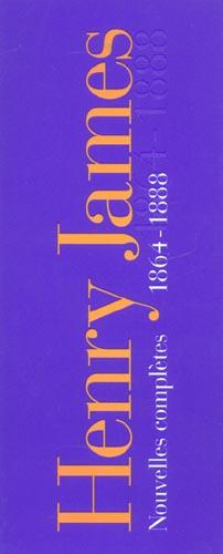 JAMES, HENRY - NOUVELLES COMPLETES T.1 ET T.2  -  1864-1888