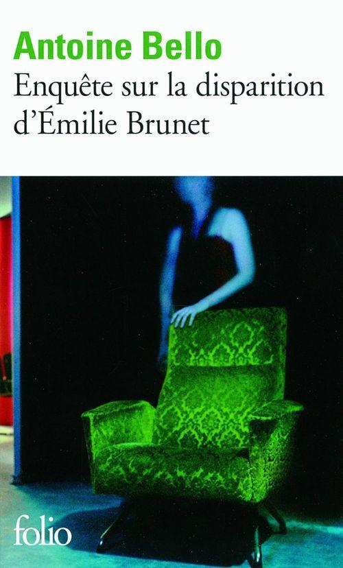 Enquête sur la disparition d'Émilie Brunet