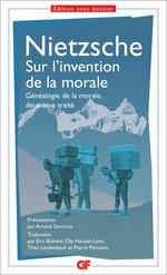 Vente Livre Numérique : Sur l'invention de la morale  - Friedrich Nietzsche