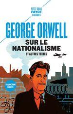 Vente EBooks : Sur le nationalisme  - George Orwell