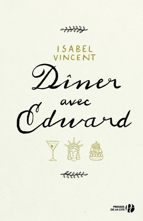 Dîner avec Edward  - Isabel VINCENT