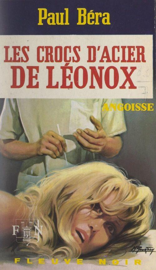 Les crocs d'acier de Léonox