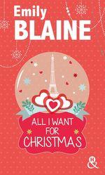Vente Livre Numérique : All I Want For Christmas  - Emily Blaine