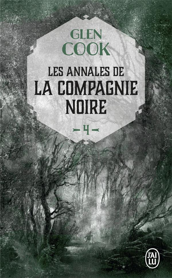 Les Annales De La Compagnie Noire T.4 ; Jeux D'Ombres