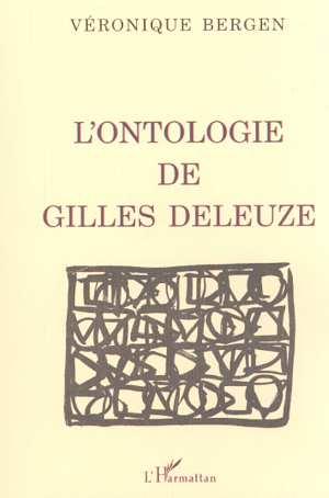 L'ontologie de gilles deleuze