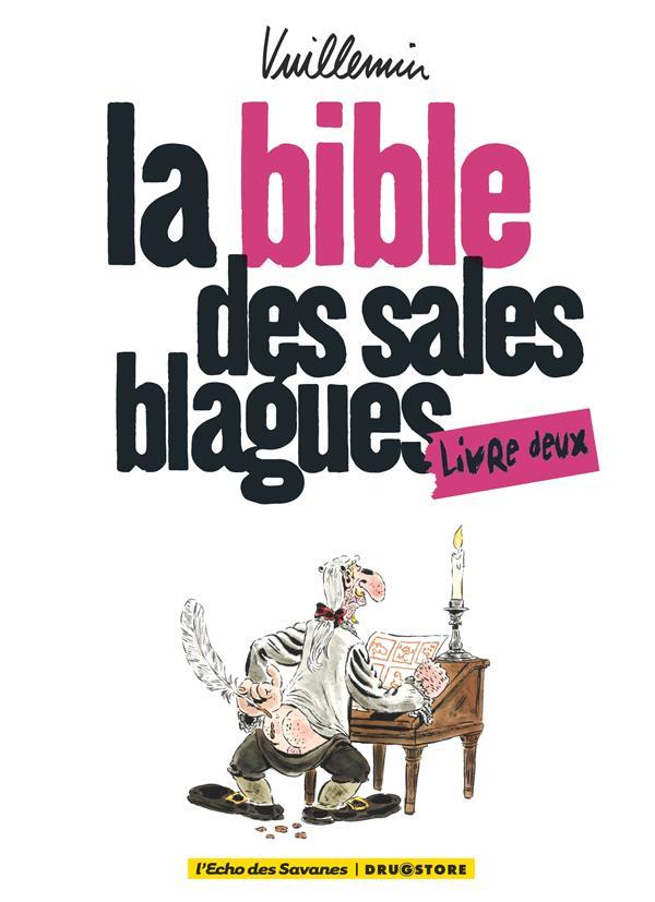 La bible des sales blagues t.2