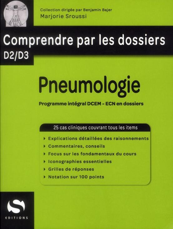 Pneumologie comprendre