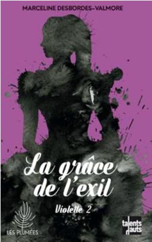 Violette t.2 ; la grâce de l'exil