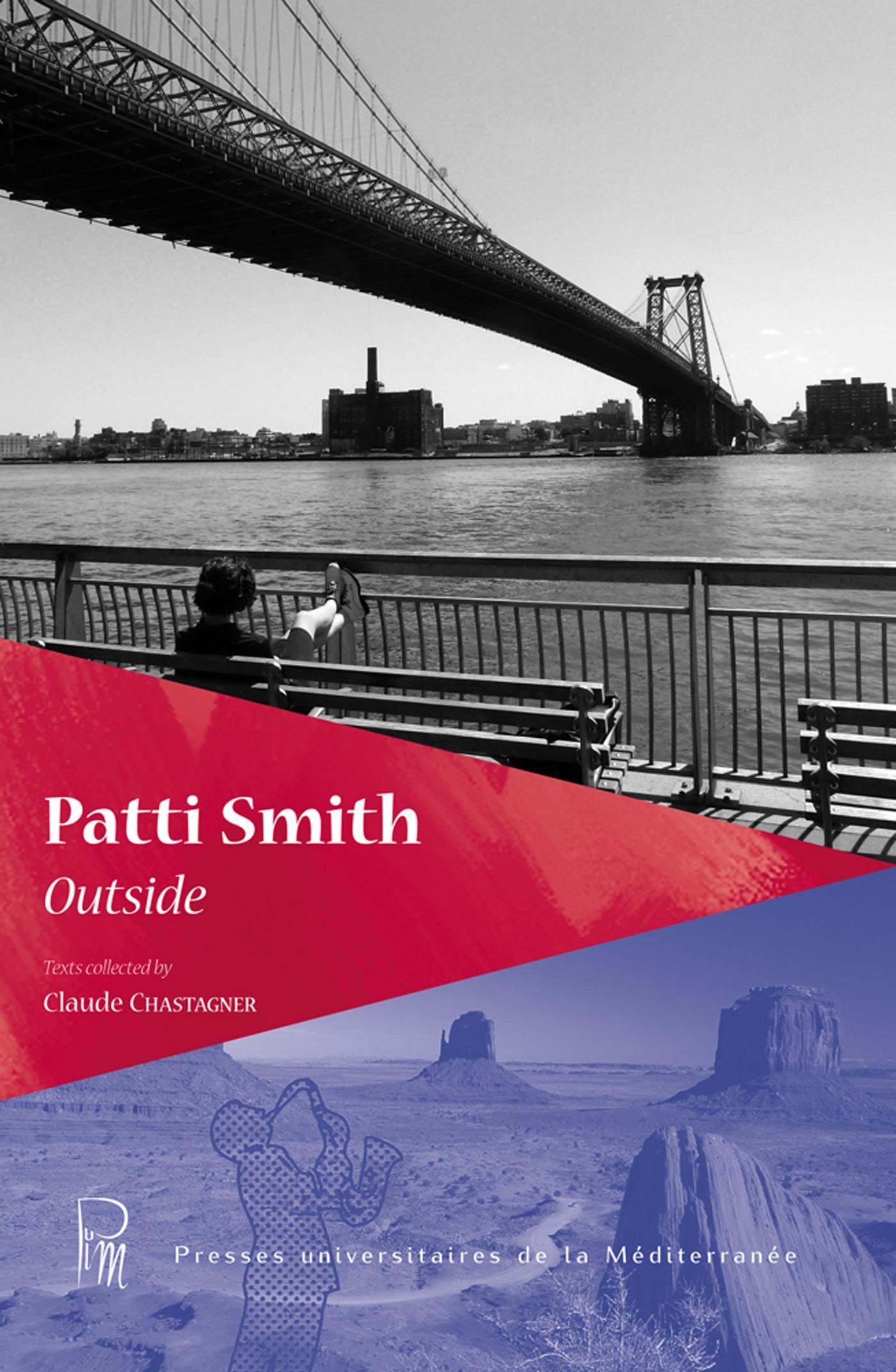 Patti smith outside