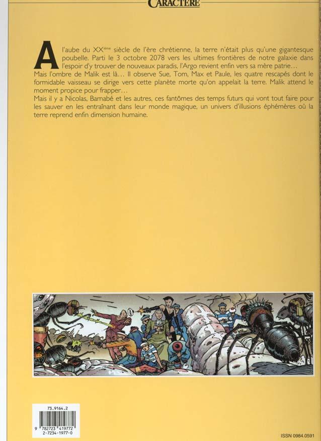 Les eaux de Mortelune t.7 ; la guerre des dieux