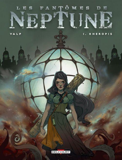 Les fantômes de Neptune T01  - Valp