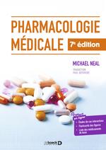 Vente Livre Numérique : Pharmacologie médicale