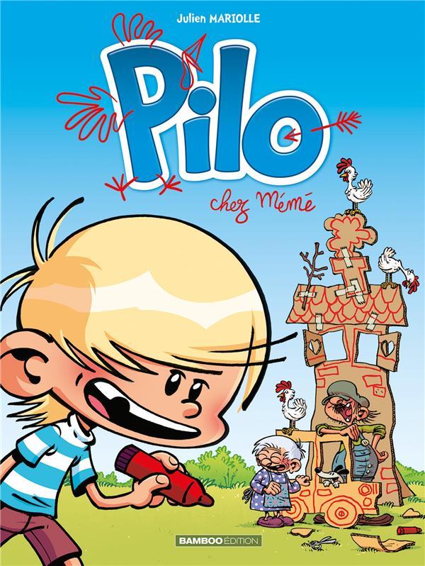 PILO T.2  -  CHEZ MEME