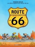 Vente Livre Numérique : Route 66  - Laurence CROIX - Georges Abolin