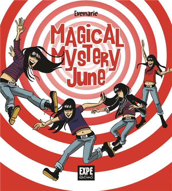 Magical Mystery June