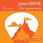 Vente AudioBook : L'île mystérieuse  - Jules Verne