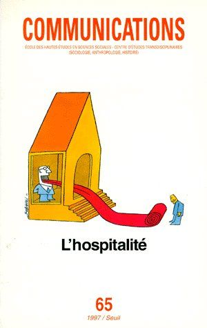 REVUE COMMUNICATIONS T.65 ; l'hospitalité (édition 1997)