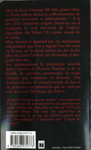 la saga des sorcières t.3 ; Taltos