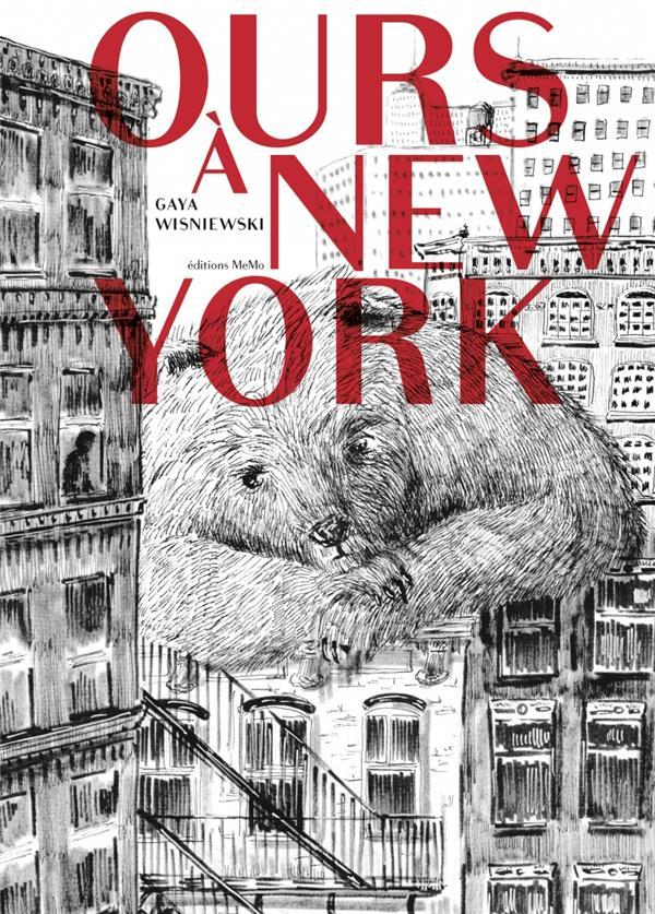 L'ours à New York