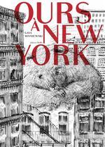 Couverture de Ours A New York