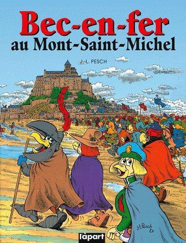 Bec-en-Fer au Mont-Saint-Michel