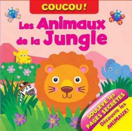 Les animaux de la jungle