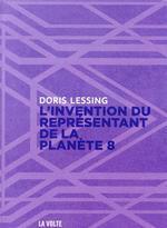 Couverture de L'invention du représentant de la planète 8