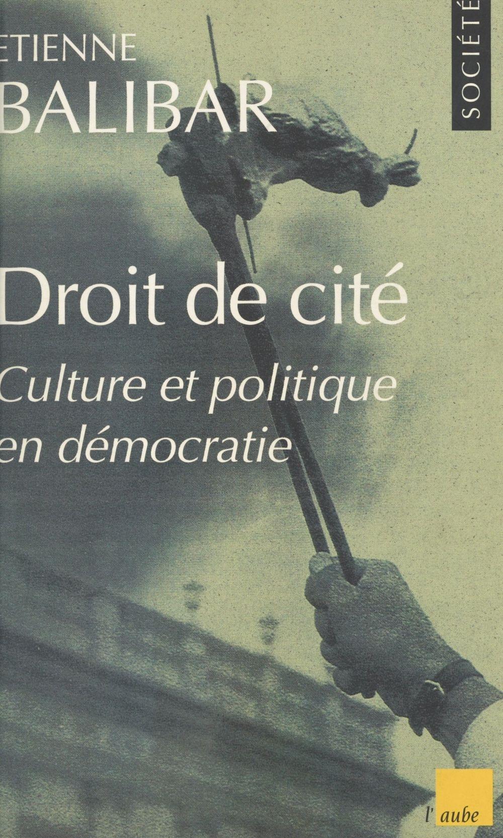 Culture et politique en democratie
