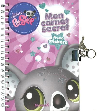 Littlest Petshop Mon Carnet Secret