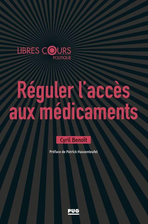 Réguler l'accès aux médicaments