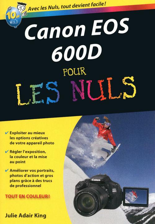 Canon EOS 600D Pour les Nuls
