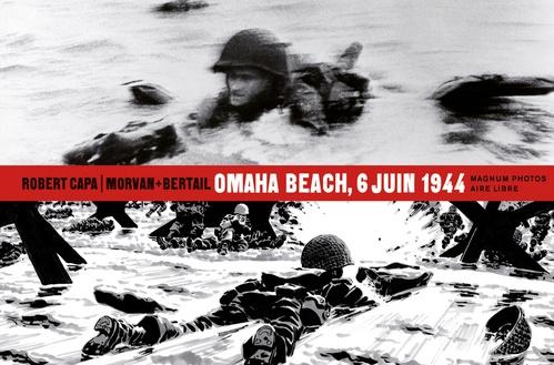 Magnum photos ; Omaha Beach 6 juin 1944