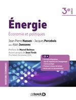 Vente Livre Numérique : Énergie  - Jean-Pierre Hansen - Jacques Percebois