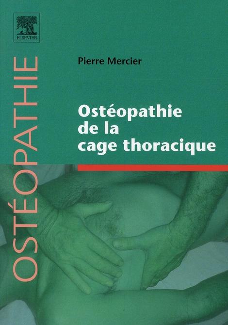 Osteopathie De La Cage Thoracique