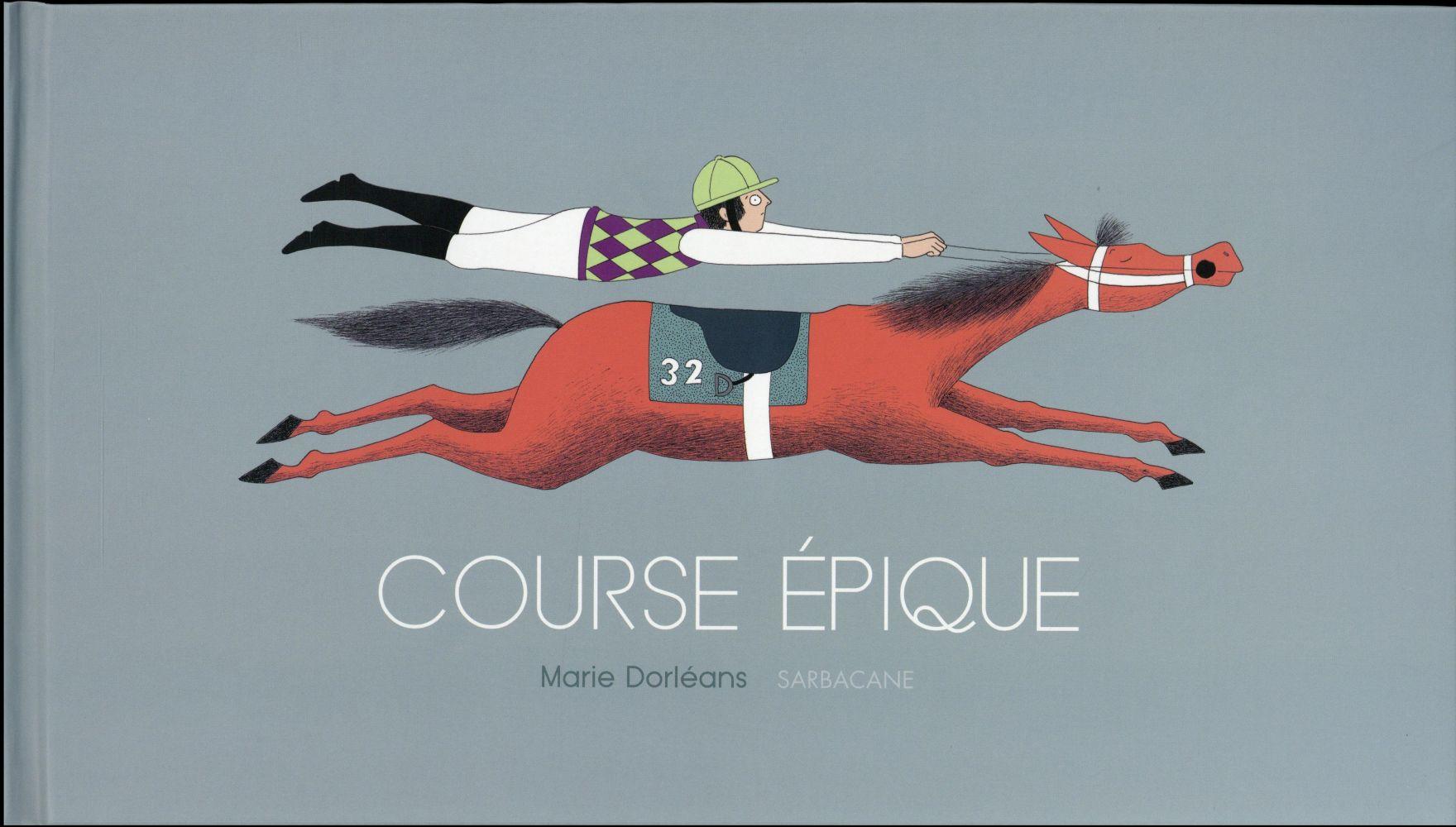 course épique