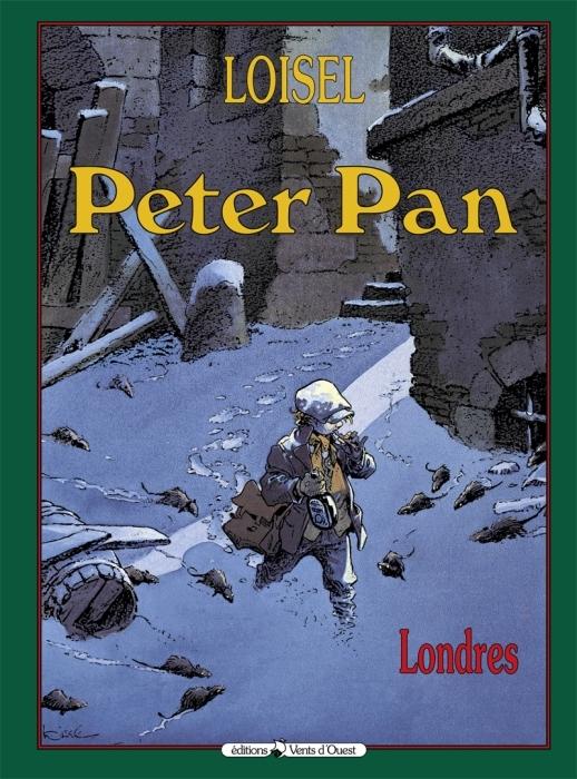 Peter Pan T.1 ; Londres