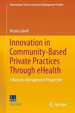 Innovation in Community-Based Private Practices Through eHealth  - Nicola Cobelli