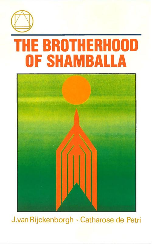 The brotherhood of Shamballa