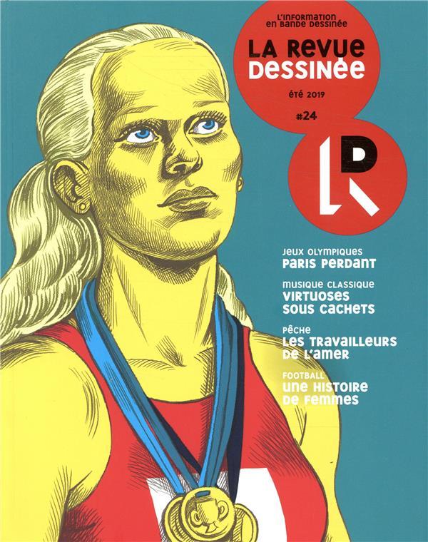 La revue dessinee n.24