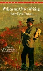 Vente EBooks : Walden and Other Writings  - Henry David THOREAU