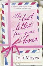 Vente Livre Numérique : The Last Letter from Your Lover  - Jojo Moyes
