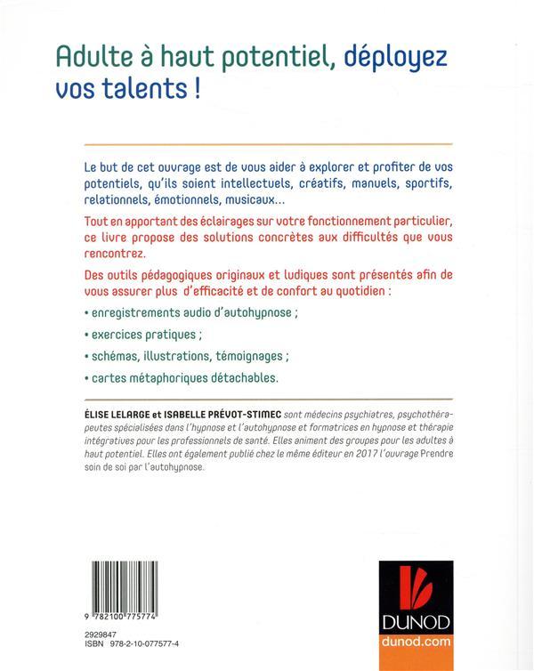 Adulte à haut potentiel, deployez vos talents !