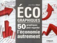 Couverture de Écographiques ; 50 graphiques pour regarder l'économie autrement