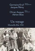 Vente Livre Numérique : Un voyage  - Olivier Assayas - Adrien Bosc