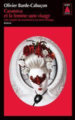 Couverture de Casanova et la femme sans visage