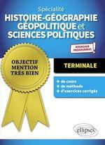 Spécialité Histoire-géographie, géopolitique et sciences politiques - Terminale - Nouveaux programmes  - Yannick Clavé